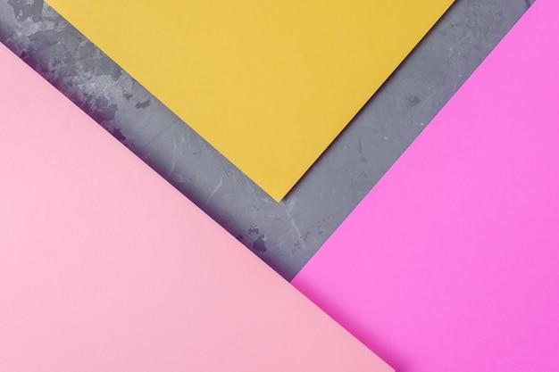 Fond de papier texturé.