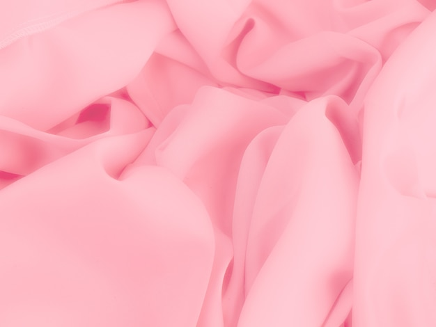 Fond pastel rose doux de douceur floue.
