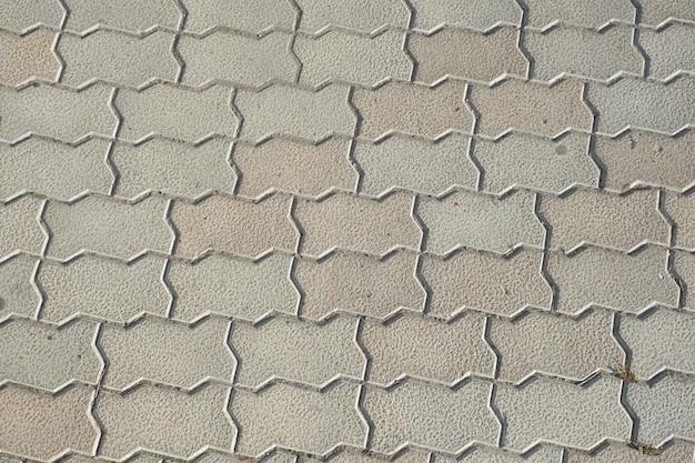 Fond de pavage en béton pour photos