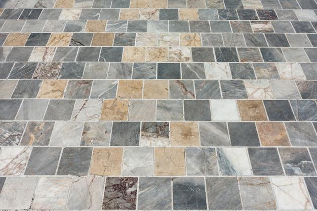 Fond pavé de granit