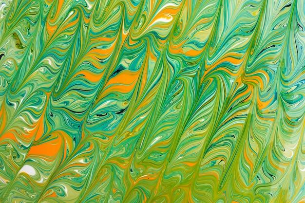 Fond peint abstrait coloré. texturé