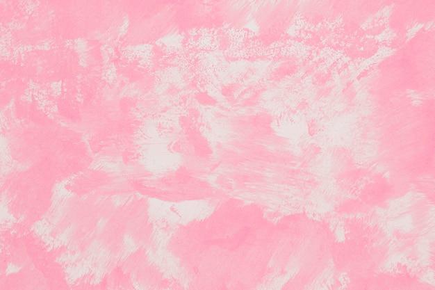 Fond peint rose monochromatique vide
