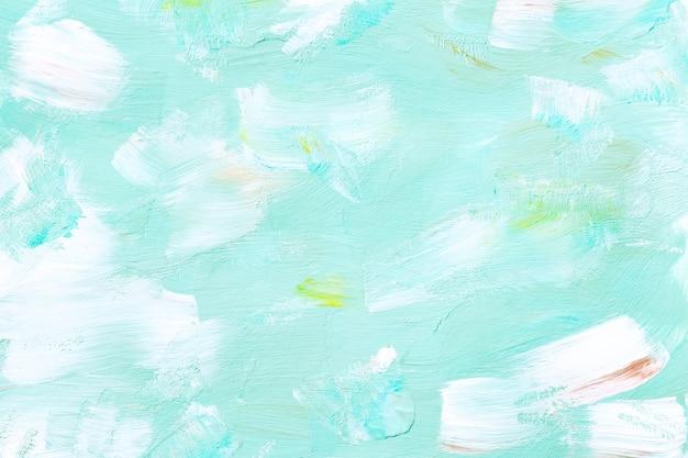 Fond peint vert