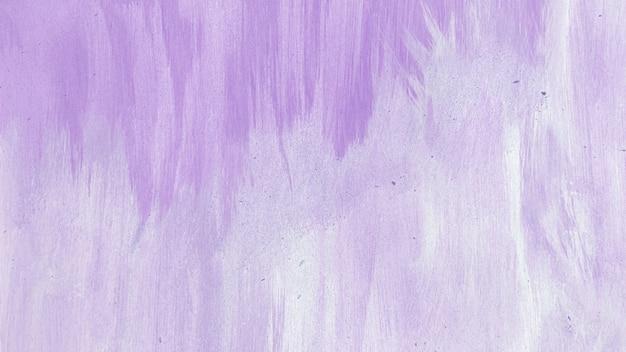 Fond peint violet monochromatique vide