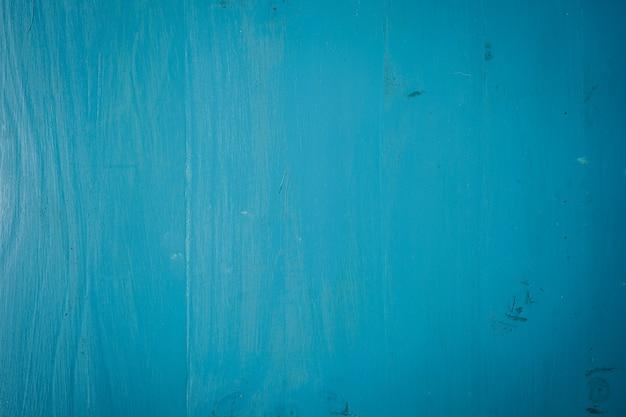 Fond de peinture bois de couleur bleue, texture grunge de surface en bois