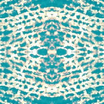 Fond de peinture de couleur. motif aquarelle transparente turquoise.