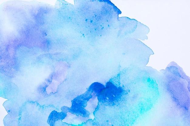 Fond de peinture à la main art aquarelle