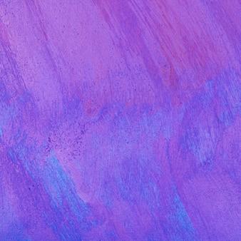 Fond de peinture violet monochromatique vide