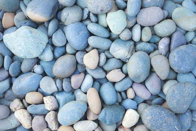 Fond de pierre cailloux avec filtre vintage