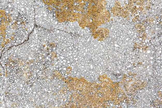 Fond de pierre fissurée