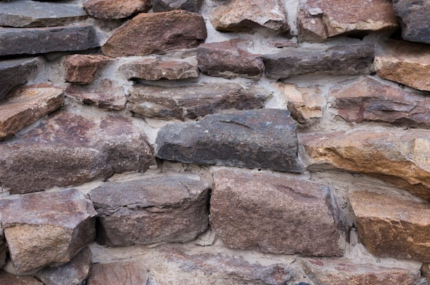 Fond de pierre sauvage