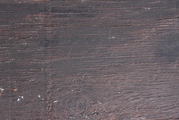 Fond de planche de bois brun âgé