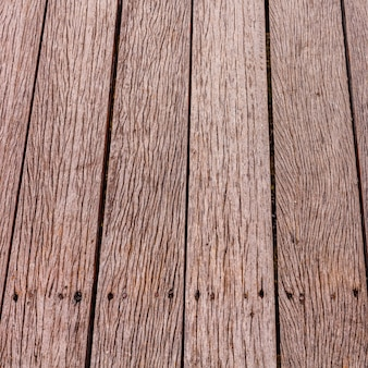Fond de plancher en bois grunge
