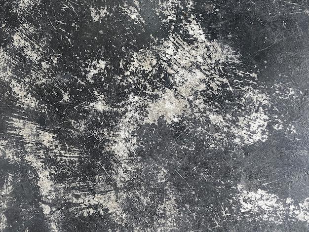 Fond de plancher de ciment sombre sale.