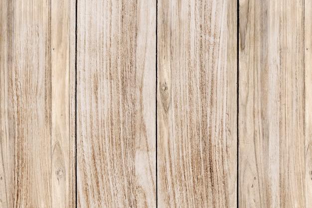 Fond de plancher de texture en bois brun fané