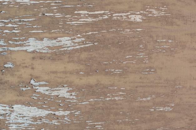 Fond de plancher texturé en bois brun rustique