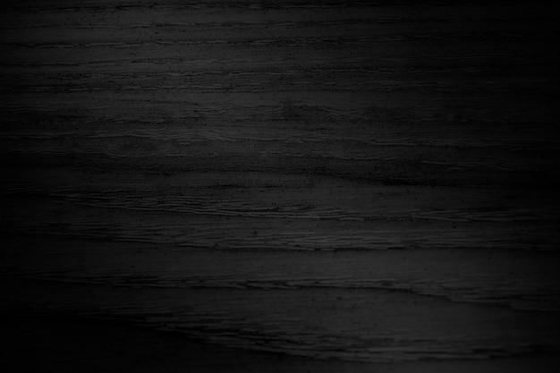 Fond de plancher texturé en bois gris foncé