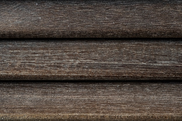 Fond de plancher texturé de planche de bois marron