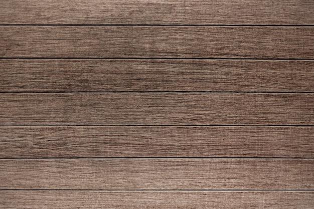 Fond de plancher texturé de planches de bois marron
