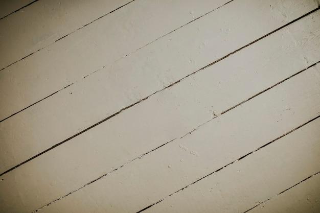 Fond de planches de bois blanc