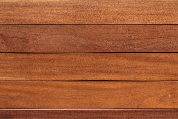 Fond de planches de bois brun simple