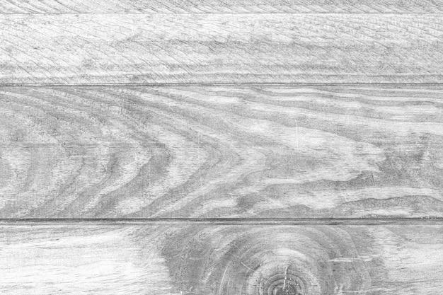 Fond de planches de bois rustique horizontal blanc