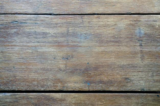 Fond de planches de bois rustique vintage
