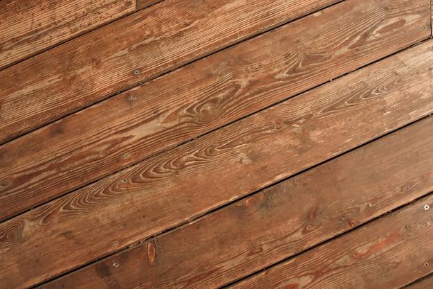 Fond de planches de bois de texture