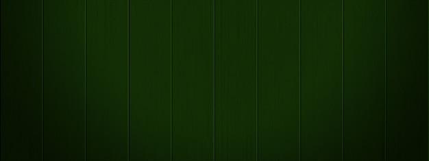 Fond de planches de bois vert