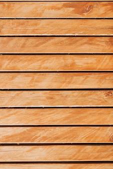 Fond de planches étroites en bois se bouchent