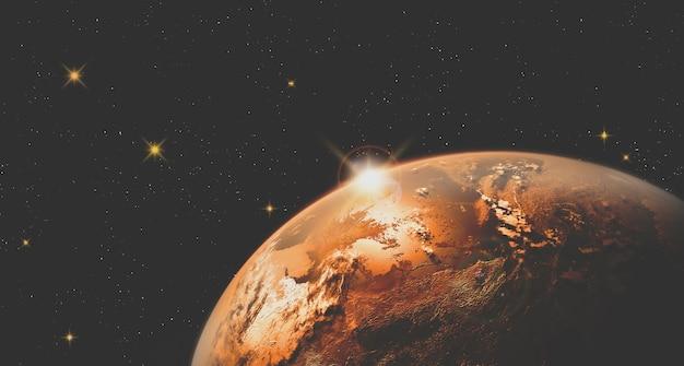 Fond de la planète terre. sur la lumière et le ton du film