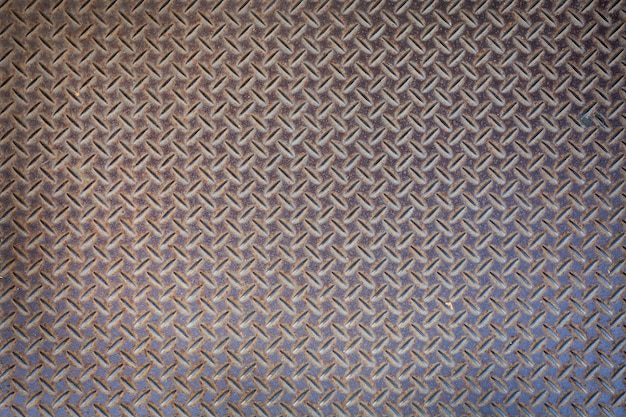 Fond de plaque d'acier