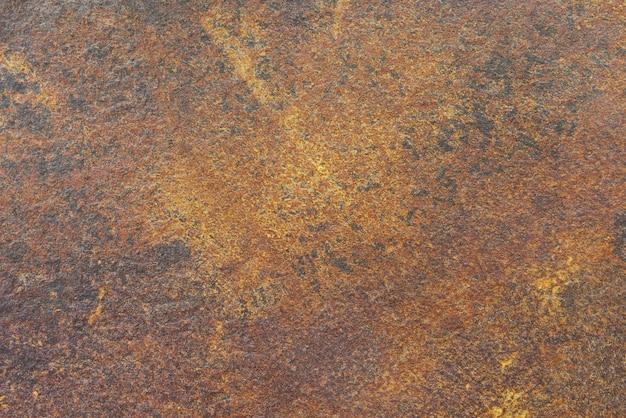 Fond de plaque de métal rouillé