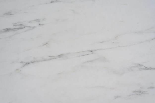 Fond plat en marbre blanc