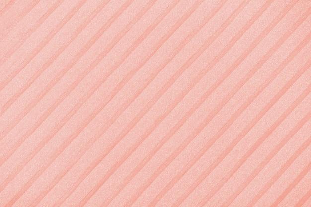 Fond plissé tonique. lignes de tissu géométrique. tissu, textile se bouchent.