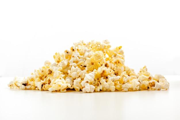Fond de pop-corn