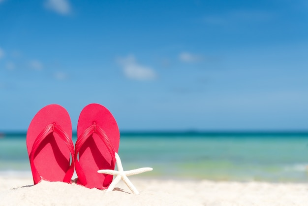 Fond pour le concept de vacances et vacances d'été.