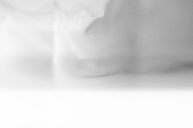 Fond de produit blanc