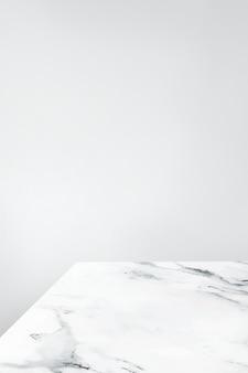 Fond de produit en marbre