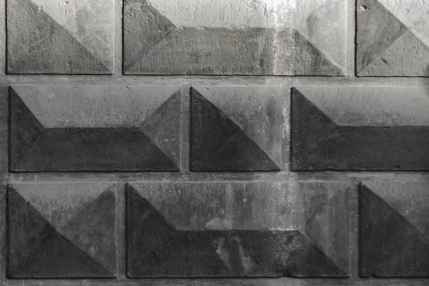 Fond de rectangles. facette. fond architectural gris
