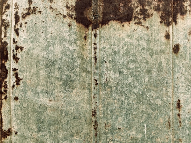 Fond de rouille métallique, acier en décomposition, texture en métal avec rayures et fissures, mur de rouille, texture de rouille de fer en métal ancien