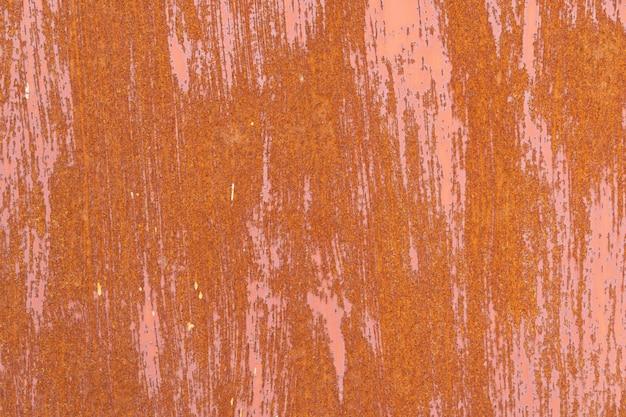 Fond rouillé, vieux, métal, texture bouchent