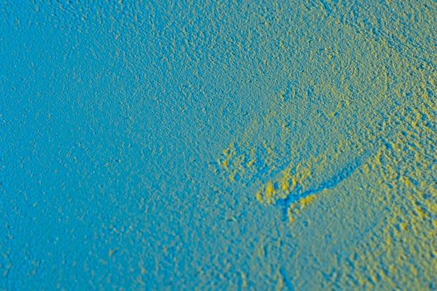 Fond de sable dans les tons bleus