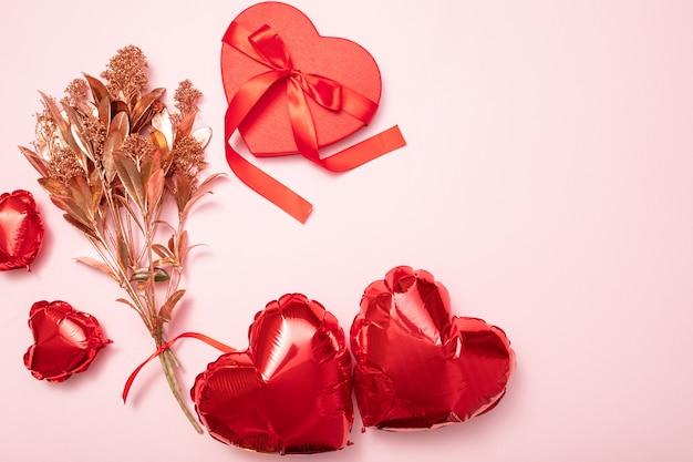 Fond de saint valentin