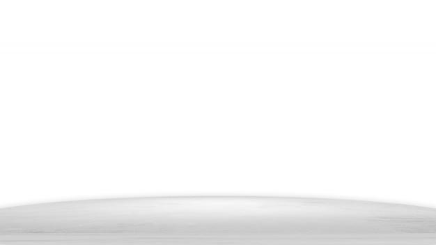 Fond de sol en béton carré gris vide