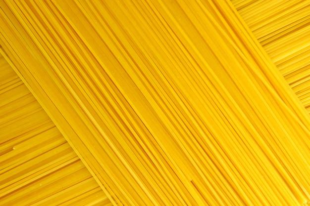 Fond de spaghetti brut