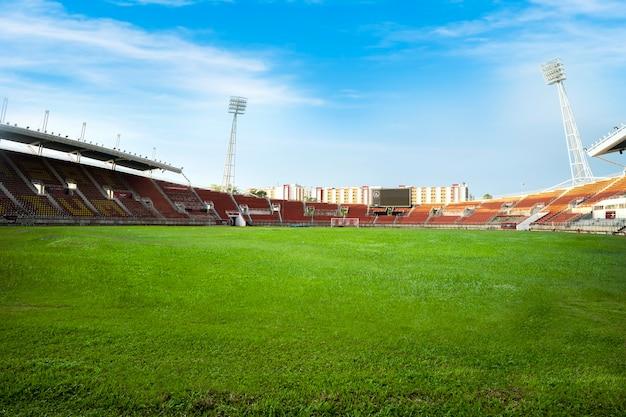 Fond de stade de football