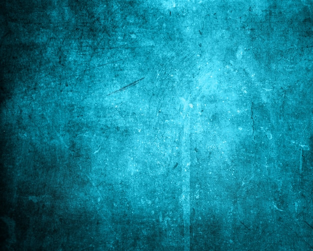 Fond de style grunge dans les tons bleus