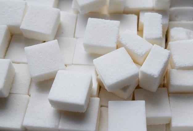 Fond de sucre blanc