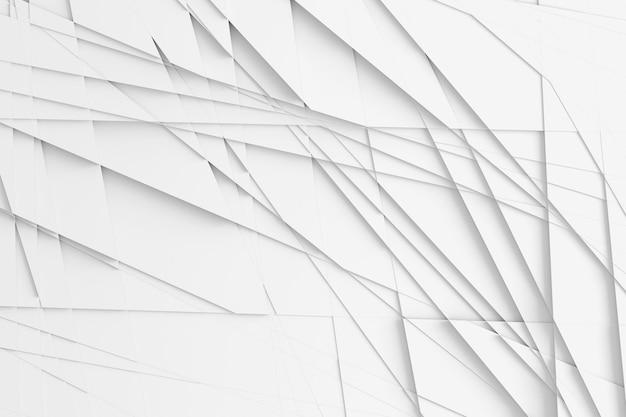 Le fond de la surface est calculé par des lignes droites sur différentes géométries